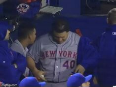 Bartolo Colon Celebrates Strong Start By Jiggling His Belly Sports Pictures, Funny Pictures, I Laughed, Strong, Celebrities, Baseball, Gifs, Fat