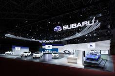 JTQ Inc. : The 42nd Tokyo Motor Show / SUBARU Booth