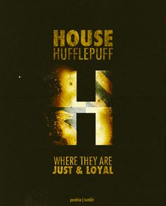 """Guys, why does everyone hate Hufflepuff? I'm a proud Hufflepuff. Its not like Hufflepuff wanted to be known as weak they didn't wake up one day and say """"I want everyone to hate us so lets be weak!"""" No they didn't so why does everyone hate on them they're beast!"""