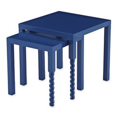 design by conran tulia nesting tables - Very unique