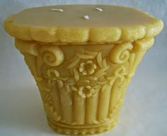 THE ADVANTAGES OF BEESWAX-ERBE USES ONLY PURE BEESWAX, MAKING HAND MADE CANDLES WITH PASSIONATE CRAFT. There are many reasons why beeswax candles are higher than those of common paraffin wax, burn cleanly and longer, do not drip and do not produce harmful substances such as soot and smoke.  http://erbeitalianskincare.blogspot.it/2014/07/when-hand-made-candles-can-bring.html