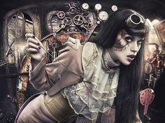 The Machine by Rebeca  Saray