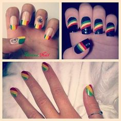 Get your nails done!
