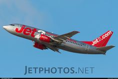 Photo of G-CELJ Boeing 737-330 by loderVSM