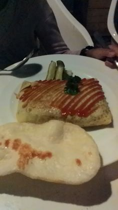 Nasi Gorengn Selimut di Pelangi Cafe Semarang