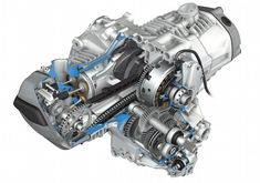 crosscut bmw boxer engine - Google Search