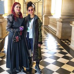 is from the room at the Louvre where the Mona Lisa is kept. The photo is also from the Louvre and was taken by Shia. Most Beautiful, Louvre, Punk, Pictures, Women, Fashion, Photos, Moda, Women's