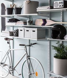 Urban Bike, Bed, Garage, Inspiration, Furniture, Design, Photography, Home Decor, Organisation