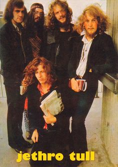Jethro Tull - different sounds and monster concept albums. Lovely melodies and acoustic guitar in places i.e. 'Thick as a Brick,' Skating Away on the Thin Ice,' 'Life is a Long Song.' etc.