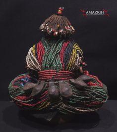 Old Fali Fertility Doll - HAM PILU - Northern Cameroon