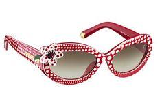 Louis Vuitton Polka Dot Accessories 2012