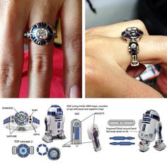 Luis needs to buy me this ring when we renew our vows!