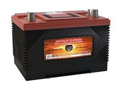 PowerSonic 12V 100AH Deep Cycle AGM//GEL Battery  Electric Fence Farm  500 Cycles