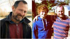 Ed Sheeran's family - father John Sheeran