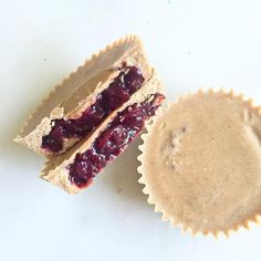 Words cannot describe these Peanut Butter and Jelly cups… All we can say is WOW! Who knew a classic lunch item like PB&J would be the best treat. Warning: You may get lost in the flavor never to be found again! Thanks @_kruti for sending us this incredible recipe, check her out on Instagram, she... View