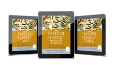 365 Days of Slow Cooking: How to Make 20 Slow Cooker Freezer Meals in 2 1/2 hours!