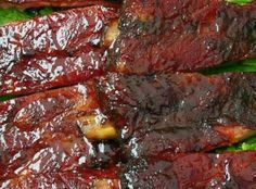 Yum... I'd Pinch That! | EASY Delicious Crock-Pot BBQ Ribs Recipe!