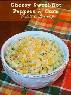 Renee's Kitchen Adventures: Skinny Poblano Pepper & Corn Chowder