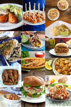 15 slow cooker recipes for summer #slowcooker #crockpot #recipes #summer