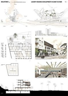 [A3N] : Luxury Housing Development Competition ( Costa Brava ) / ( Second Classified : Josep Ferrado Bramona Architect )