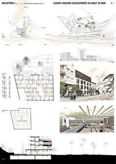 [A3N] : Luxury Housing Development Competition ( Costa Brava ) / ( Second Classified : Josep Ferrado Bramona Architect )