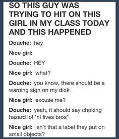 Good combacks for girls