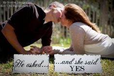 HE FINALLY ASKED...She said Yes of Course by MyPrimitiveBoutique