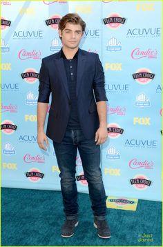 Garrett Clayton - Teen Choice Awards 2013