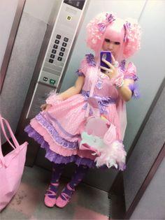 Sweet Lolita, Lolita, Kawaii