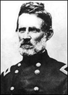 Jacob Ammen (1806-1894) was a college professor, civil engineer, and a general in the Union Army during the American Civil War. Within a week after the Confederate bombardment of Fort Sumter in April 1861, Ammen rejoined the Federal army, serving as a captain in the newly raised 12th Ohio Infantry. He was soon commissioned as colonel of the 24th Ohio Infantry. Family History Book, History Books, Battle Of Shiloh, Fort Sumter, Unknown Soldier, Union Army, Civil Wars, America Civil War, Civil War Photos