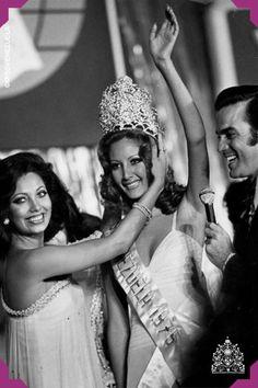 Maritza Pineda, Miss Nueva Esparta 1975. Miss Venezuela 1975  Causó mucha controversia su reinado, por ser venezolana por nacionalización y no por nacimiento, era colombiana.