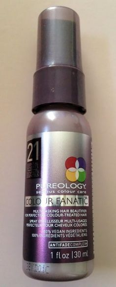 Pureology Colour Fanatic Multi-tasking Hair Beautifier (deluxe sample size, have 2)