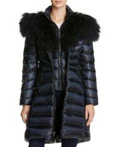 ca73132284d Dawn Levy Cat II Long Fur Coat