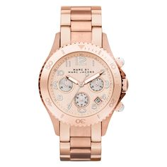 Marc by Marc Jacobs Damenchronograph MBM3156