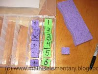 Cut up a sponge into cubes, and then use it as dice- DUH!
