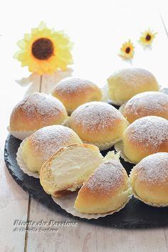 No Cook Desserts, Delicious Desserts, Yummy Food, Sweet Recipes, Cake Recipes, Dessert Recipes, Ricotta, Tastemade Recipes, Sicilian Recipes