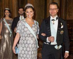 AJANKOHTAISTA 28.2.2016 RUOTSIN KUNIKAALINEN PERHE....Kruununprinsessa Victorian ja prinssi Danielin toisen lapsen odotetaan syntyvän lähiviikkoina.
