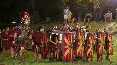 Romani all'attacco - Legio XIII Gemina all'anfiteatro di Rimini