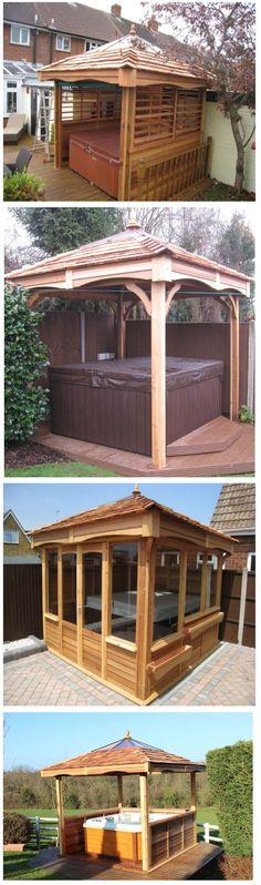 Wood Hot Enclosures