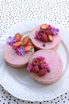 Panna Cotta, Biscuits, Cheesecake, Homemade, Mini, Ethnic Recipes, Desserts, Food, Bavarian Cream