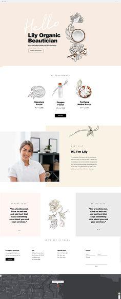 707 best Wix Website Templates images on Pinterest in 2018 | Website ...