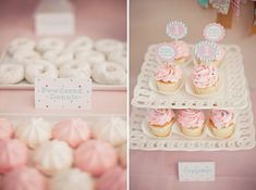 Lovely Pink and Aqua Birthday Party with DIY Details