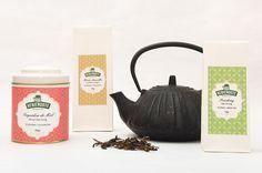 Bebiendote Premium Tea on Packaging of the World - Creative Package Design Gallery