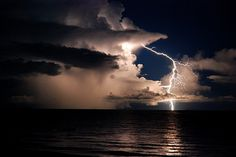 the sensuous power of a storm...