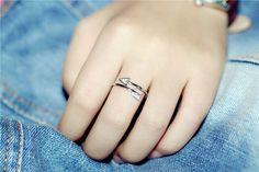New Arrivals 925 Sterling Silver Rings For Women Girl Jewelry Cupid Arrow Crystal Zircon Rings Adjustable Rings Only $3.63 => Save up to 60% and Free Shipping => Order Now! #Earrings #Rings #Handmade #Silver Jewelry #Pandora Bracelets #Nature Stone Jewelry #Jewelry #Necklaces #Bracelets