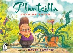 Plantzilla by David Catrow for teaching about how plants grow! Science in Reading! Reading Strategies, Reading Skills, Teaching Reading, Reading Comprehension, Teaching Science, Cafe Strategies, Comprehension Strategies, Teaching Ideas, Learning