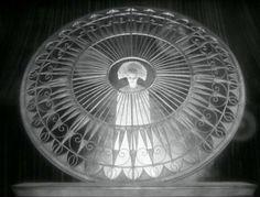 'Metropolis' Fritz Lang 1927. A fabulous movie you can get on Netflix.