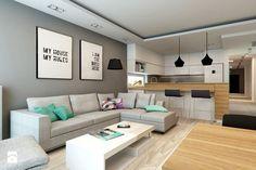 Salon styl Nowoczesny - zdjęcie od design me too - Salon - Styl Nowoczesny - design me too: