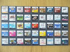 #Nintendo ds games - #super titles to #choose from - card only , View more on the LINK: http://www.zeppy.io/product/gb/2/291849379717/