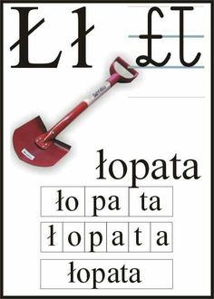 Montessori, Poland, Alphabet, Homeschool, Education, Fun, Puzzle, Speech Language Therapy, Kids Learning